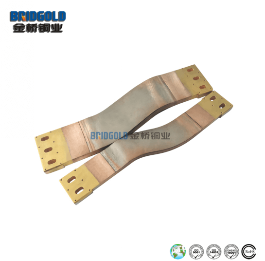 New products — Gold-plating Copper Foil Laminated Busbars