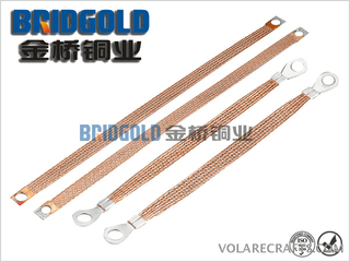 Copper Clad Aluminum (CCA) Wire Braided Connectors
