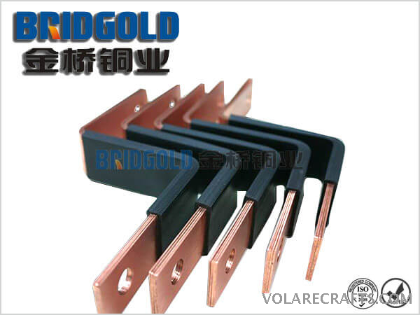 Flexible Insulated Copper Busbars